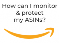 How can I monitor & protect my asins